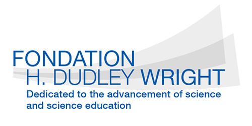logo fondation H Dudley Wright