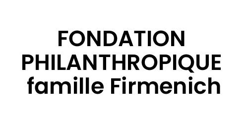 logo fondation firmenich