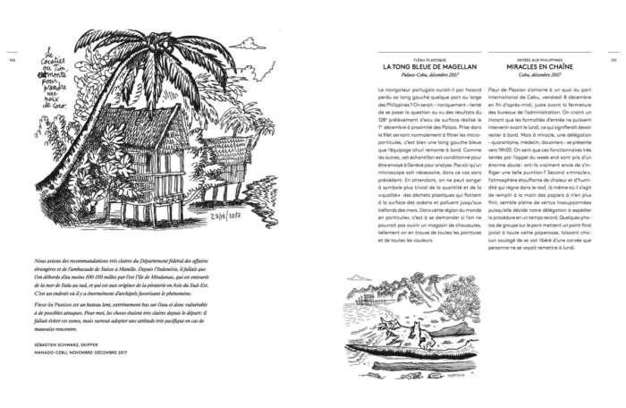image page 156-157 livre magellan