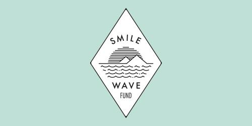 logo smile wave