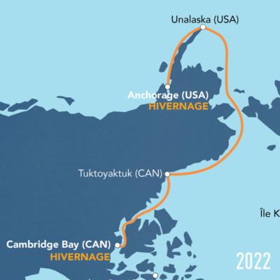 Season 3 arctic expedition
