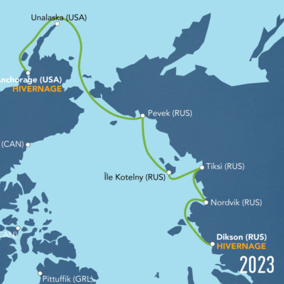 Season 4 arctic expedition
