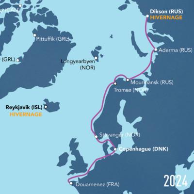 Season 5 arctic expedition