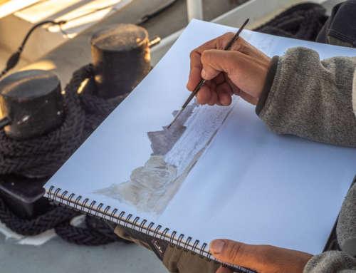 Des ateliers de récit artistique de voyage proposés aux écoles