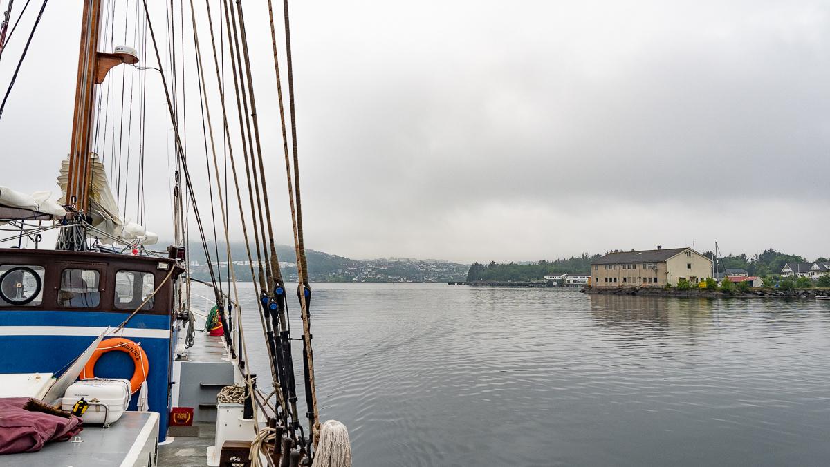 arctic expedition Escale à Stavanger