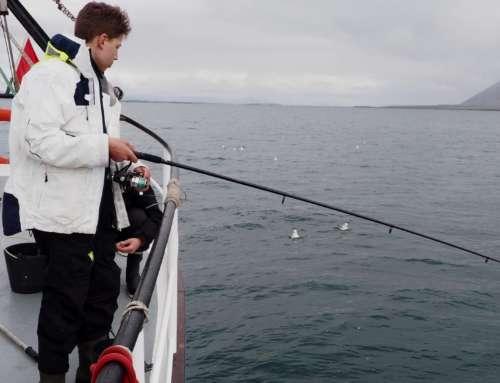 Capsule à bord n°11 : Journée pêche en Islande