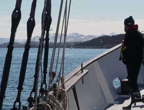Capsule à bord n°16 : Arrivée au Groenland