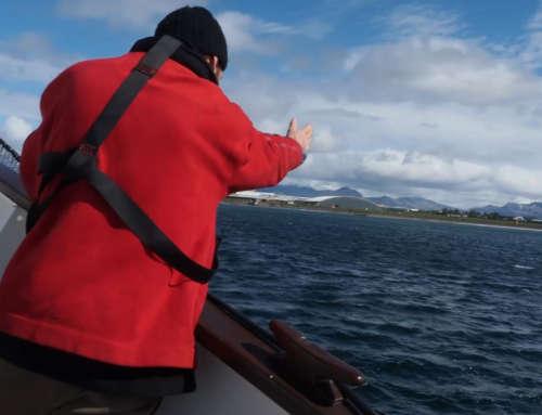 Capsule à bord n°13 : Cap vers le Groenland