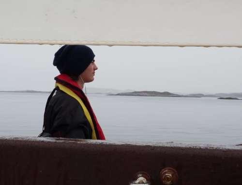 Capsule à bord n°17 : Akil et James à la barre