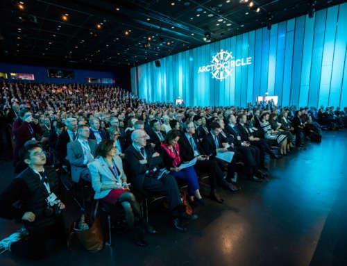 Fondation Pacifique à l'édition 2021 de The Arctic Circle